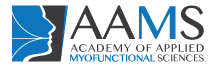 Academy of Applied Myofunctional Sciences